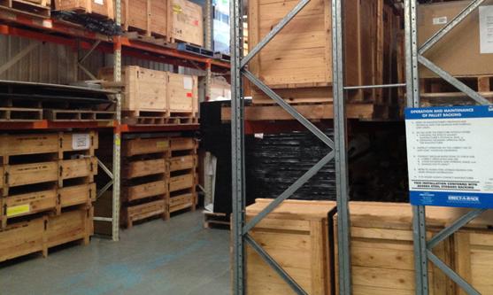 Asset Management, Maintenance & Storage